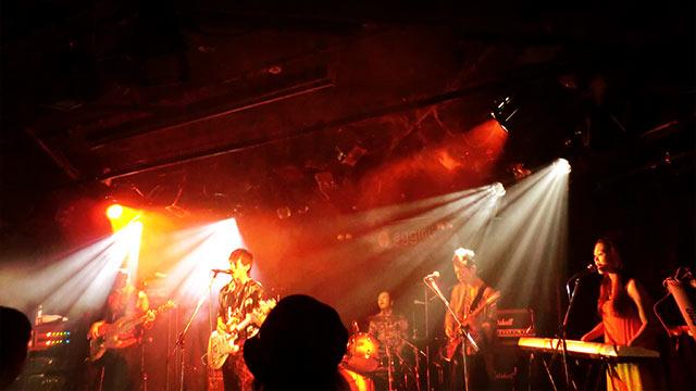 2011.09.21 ものすごい台風を呼んだアマオト初ライブ終了しました