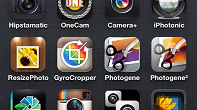 プロカメラ以外のカメラアプリを全て消しました。僕がiPhoneでプロカメラを使う理由