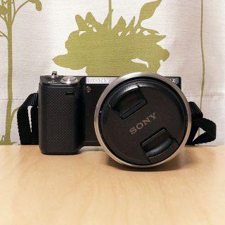 使い捨てカメラしか使った事なかった僕が急にNEX-5Nを買いました