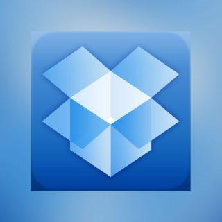 Dropboxに入れてあるデータをiPhoneだけで相手に送る方法