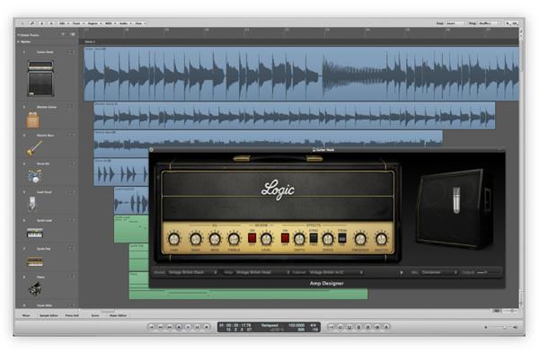 Macで音楽やるならLogic Pro買わないでなにを買うんだ