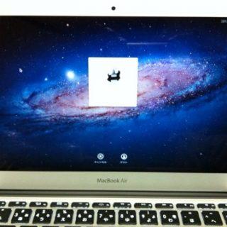 MacBook Airをだいぶ安く購入できました