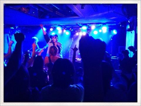 King Yellow Rampageの初ライブを見に池袋mismatchへ行ってきました!