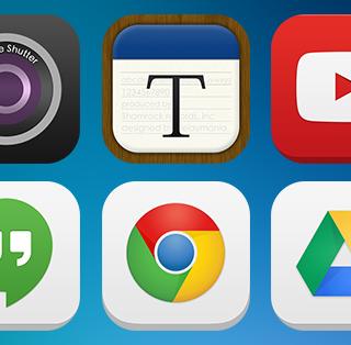 今年定番になった6個のiPhoneアプリ #2013app
