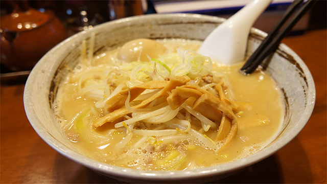 2014年に食べに行った美味しいお店 らーめん春友流@横浜高島町