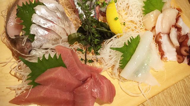 2014年に食べに行った美味しいお店 鮨のだり半@代々木
