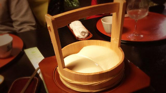 とうふ屋うかいで母の還暦祝いに「祝い膳」を食べてきました