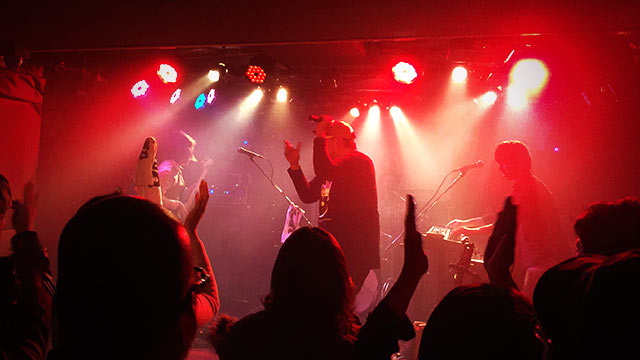 King Yellow Rampage主催イベントでWorld chordが復活!