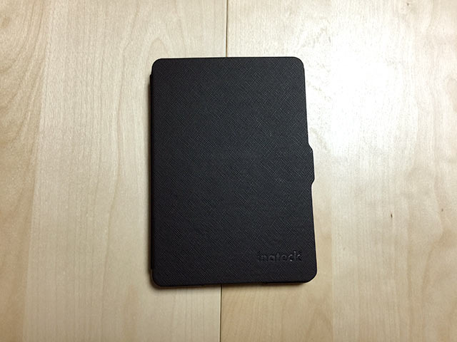 Inateck Kindleカバー01