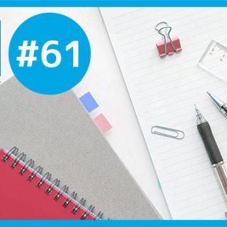 【告知】第61回ブロネクオンエアーは「愛用している文房具を見せるネク!」