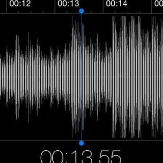 iPhoneのボイスメモで録音時間が長くてメールで送れないときの対処法