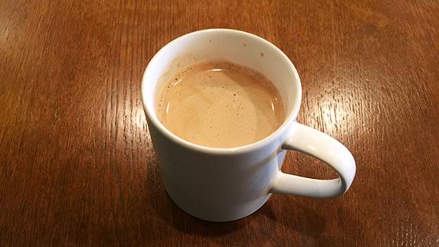 武蔵小山ジェニージョーンズのコーヒー