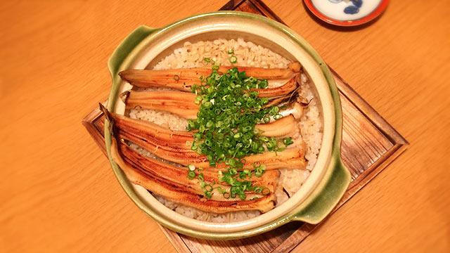 武蔵小山の「うえ村」でおいしい割烹をいただきました!特にアナゴの炊き込みご飯が絶品!