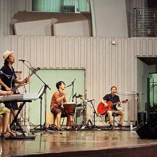 プティ夏フェス@上野水上音楽堂にアマオトが出演!夏を満喫してきました!