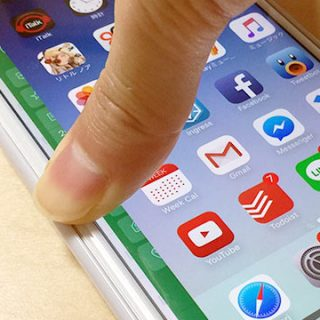 iPhone 6sのエッジプレスでホームボタン2回押しと同じ機能が使える!