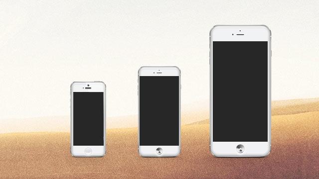スマホサイトでiPhone 5と6の表示を変えたい!ディスプレイ幅に応じて細かく分岐させる方法