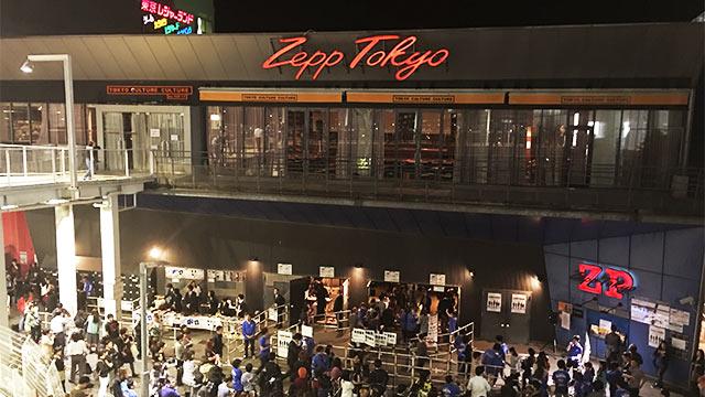 2015.10.21 SIAM SHADE@Zepp Tokyoのセットリスト!激熱なライブでした!