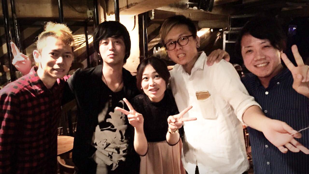 Woman's Night@吉祥寺MANDA-LA2にアマオトで出演!ぱぴが産休に入ります!