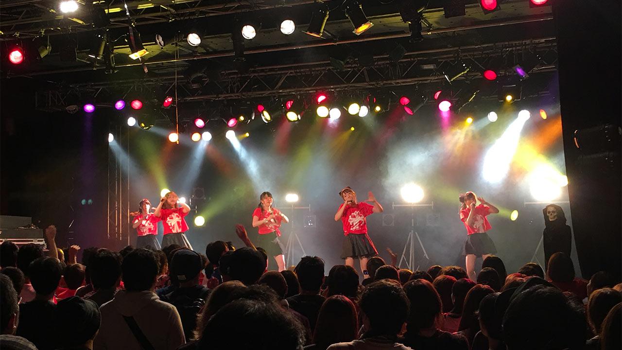 スタマリ@新宿BLAZEの動き出しそうな写真