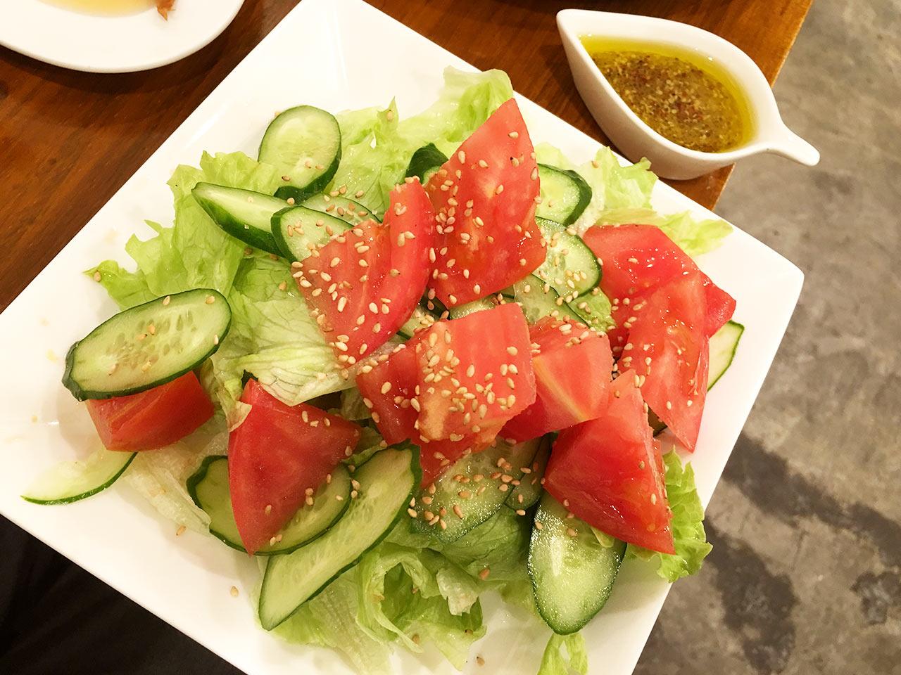 musashikoyama-fukuniku-dinner-salad