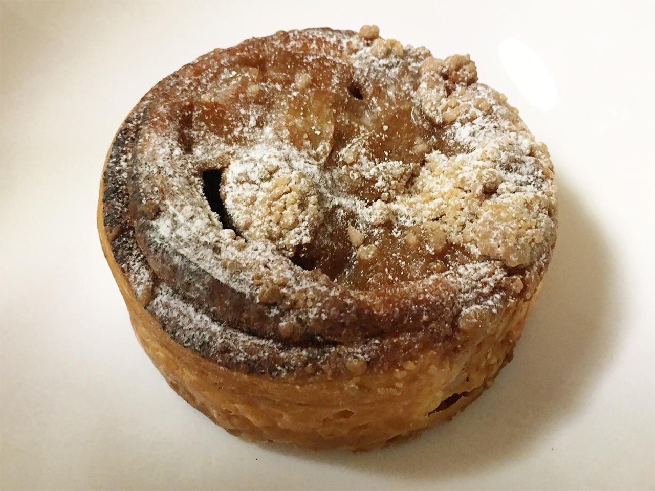 武蔵小山のパン屋nemoの甘いパン