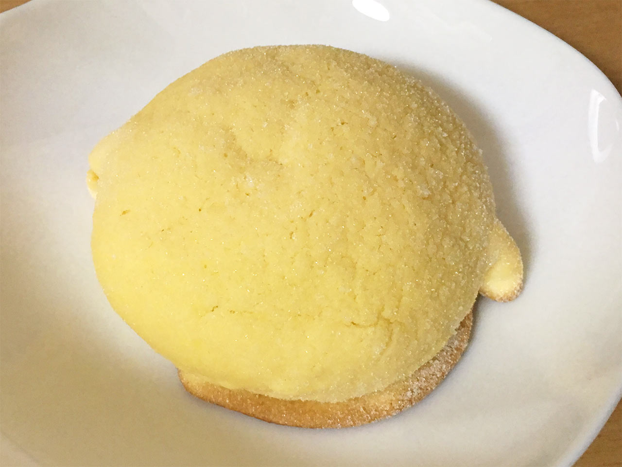 武蔵小山のパン屋nemoのメロンパン