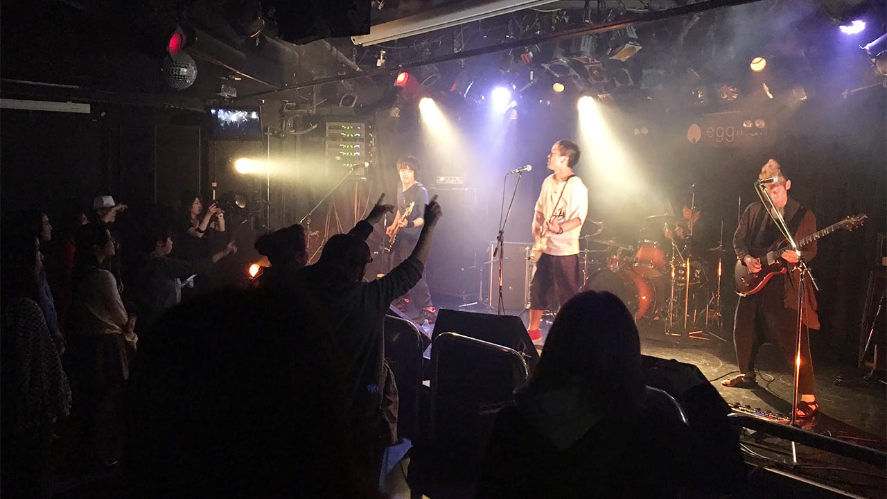 【告知】5月5日(木)にラジオ出演、5月13日(金)渋谷eggmanでアマオトのライブがあります!