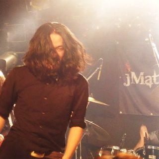 jMatsuzakiの初ライブ@西川口Heartsに参戦!バンドマンとして見習いたいと思うほど刺激的なライブでした!