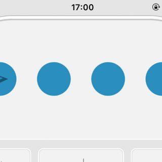 シンプルなメトロノームアプリ「Tempo」が操作性もいいし練習に最適