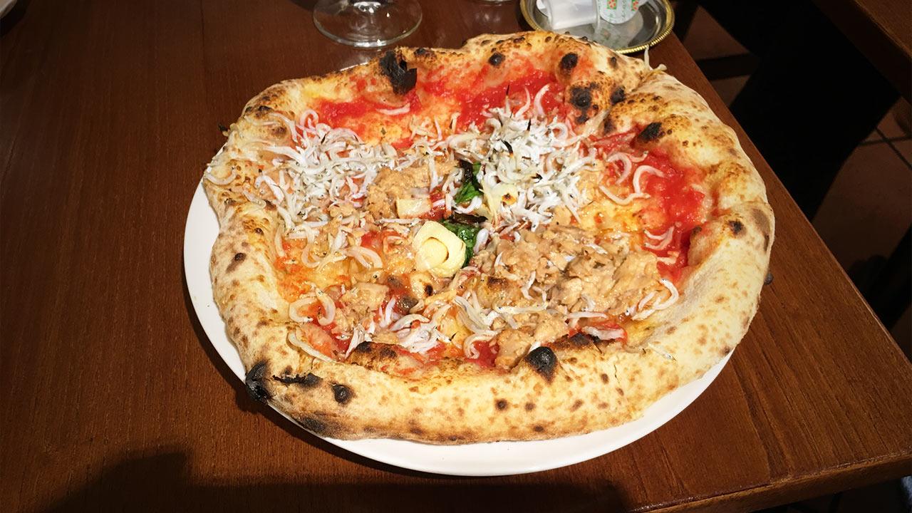 武蔵小山にあるミシュラン掲載のピザ屋「ラトリプレッタ」がうますぎてやばい!