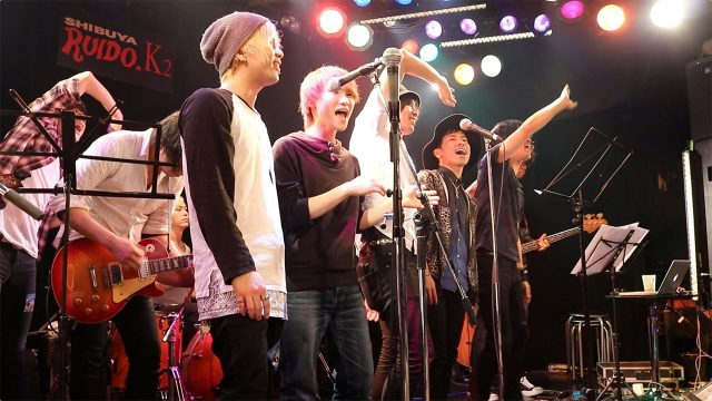 2016年6月23日渋谷ルイードK2での「ふれあいひろば【睦】」に乱入参戦してきました