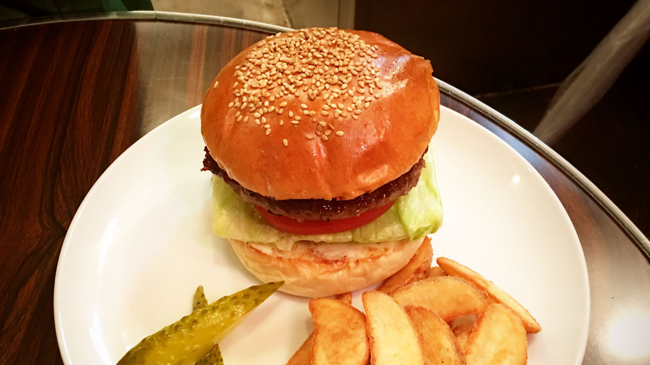 渋谷のハンバーガー屋「レッグオンダイナー」がうますぎて通う勢い!