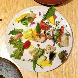 武蔵小山のフェルムドレギュームがお気に入り過ぎて友達連れて食べに行った話