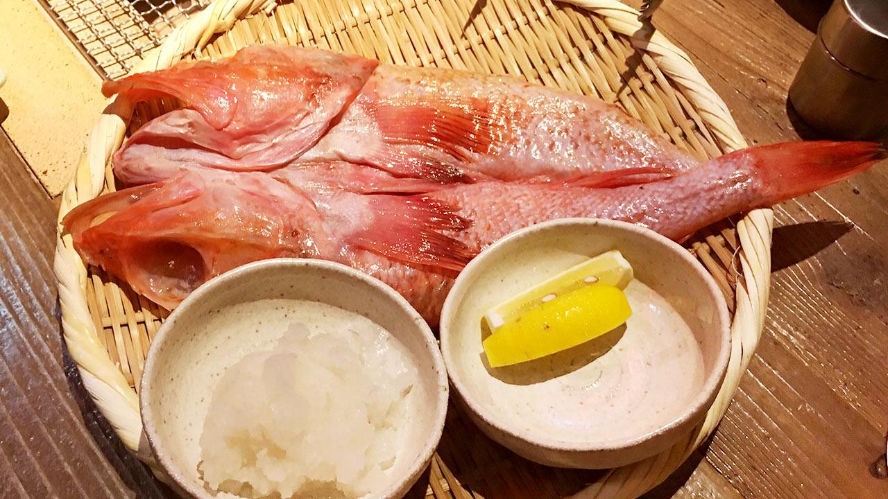 新橋の「銭函バーベキュー」で食べた海鮮バーベキューがうまくて最高だった!