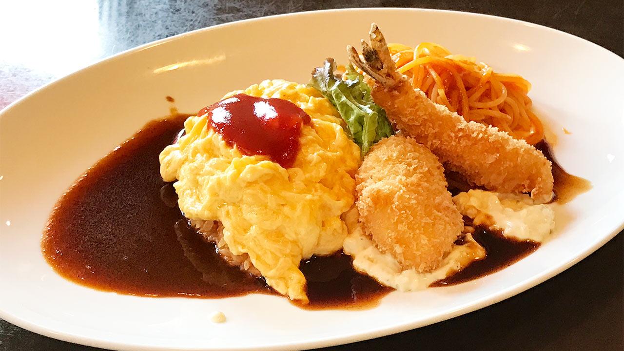 武蔵小山の洋食屋さん「D Factory」でランチ!昔ながらの洋食でうまかった!
