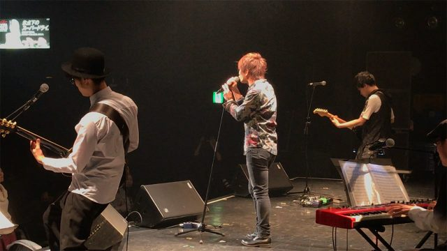 Ukenメジャーデビューイベント@赤坂BLITZの裏方やってきました!そしてデビュー曲の「BRILLIANT HISTORY」がカッコ良すぎ!