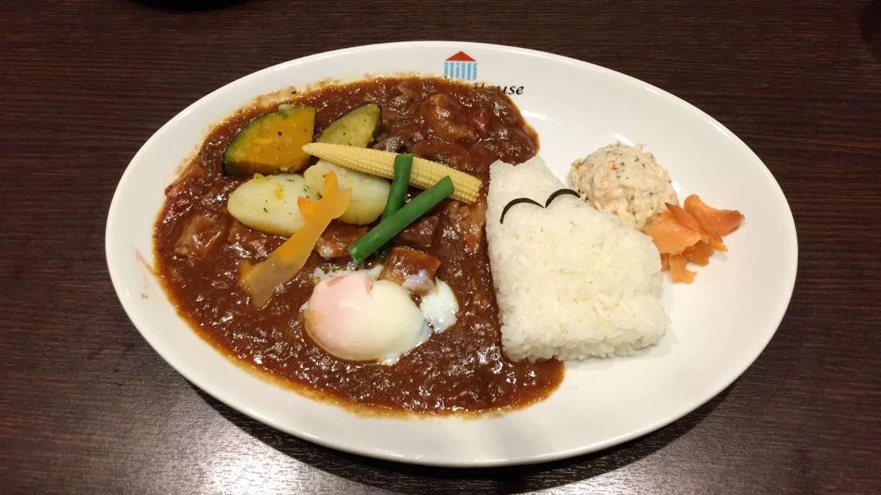 「ムーミンハウスカフェ」東京スカイツリータウン・ソラマチ店でディナー