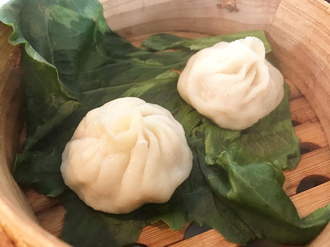 花小金井「杏s カフェ」の小籠包