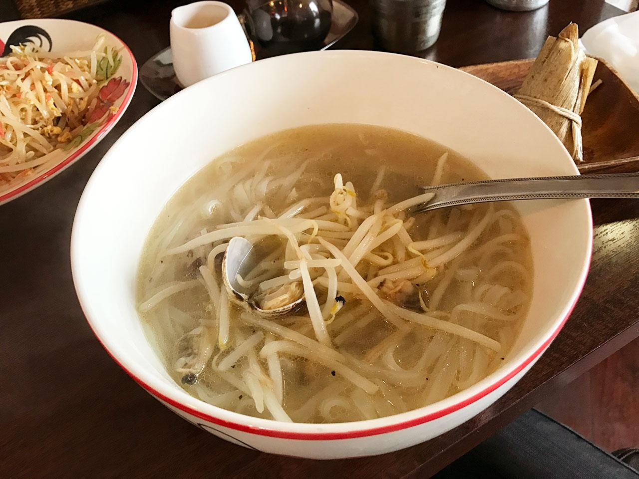 花小金井「杏s カフェ」のフォー