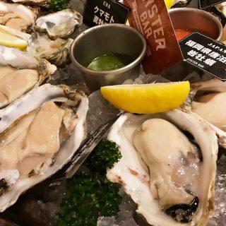 牡蠣好きも牡蠣が苦手な人も一緒に楽しめる新宿の「オイスターバー」