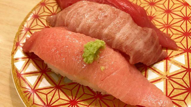 回転寿司の中でも「トリトン」は抜群にうまい店だと思う