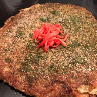 恵比寿のお好み焼き屋「ほそおか」で姫路流お好み焼きを堪能!どの料理もうまくて再訪確実!
