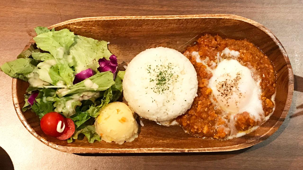 恵比寿の隠れ家的なカフェ「Pillar Cafe」のランチがいい感じ!