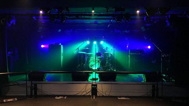 2017年10月16日Zirco Tokyoにてアマオトのライブ!アップテンポな曲中心のセットリストでした!