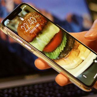 iPhone Xの「ディスプレイに触ると画面が点灯」機能をオンオフする方法