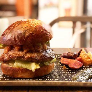 目黒「パンパバーガー」の肉厚でボリューム満点のグルメバーガーが最高!ポテトフライもうますぎ!