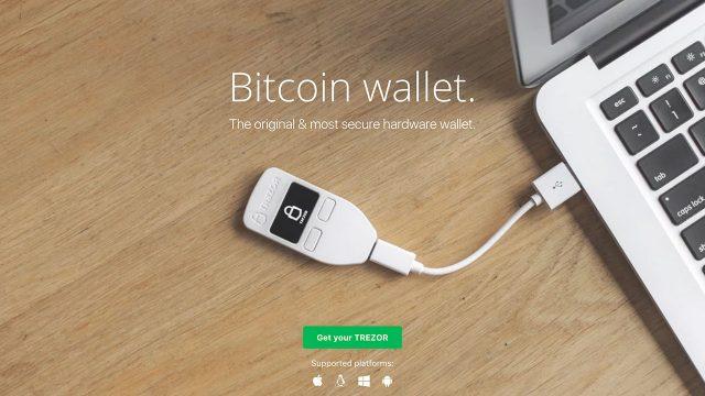 仮想通貨を管理するハードウェアウォレット「TREZOR」を安全に購入する方法