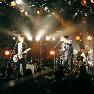 2018年3月19日渋谷CLUB QUATTROにてアマオトのライブ!荻野雄輔をゲストに加えた特別バージョンを披露しました!