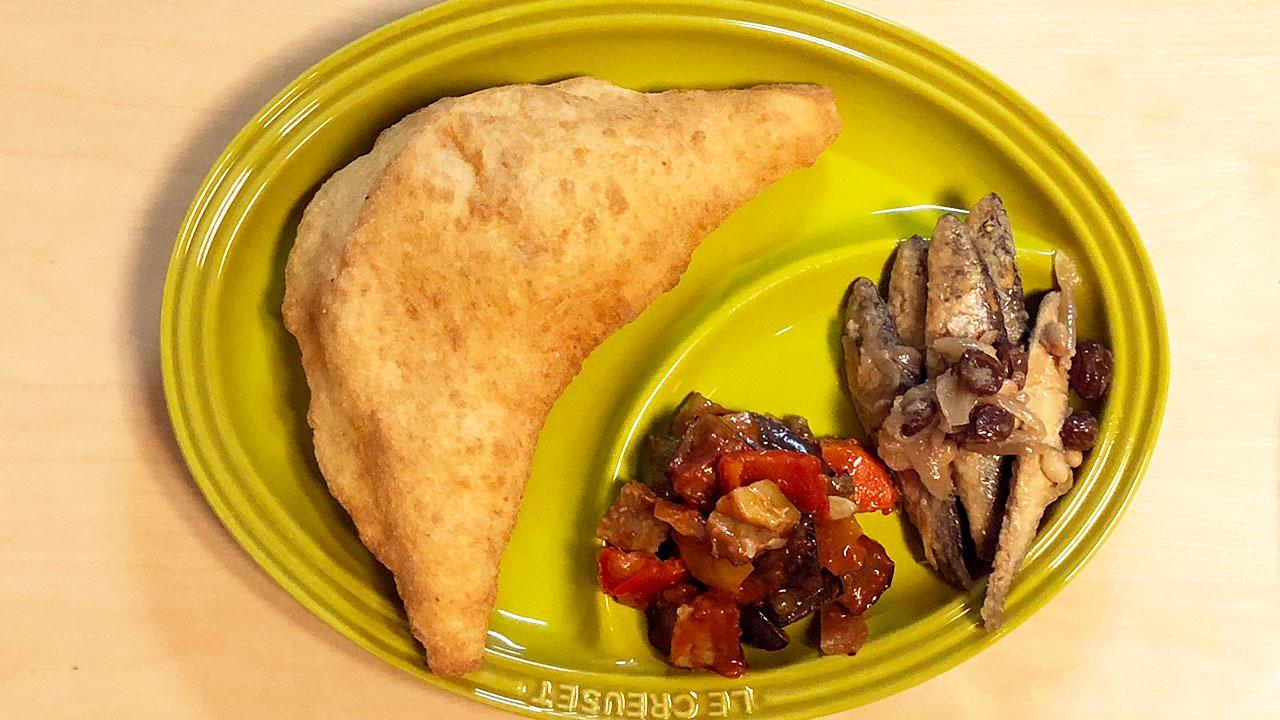 武蔵小山「Palermo PLUS(パレルモプラス)」の揚げピッツァがうまい!テイクアウトも可能!