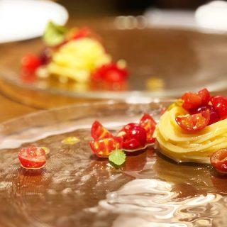 武蔵小山の「炭火イタリアンバルRagu(ラグ)」で食べたさくらんぼの冷製パスタが最高だった!